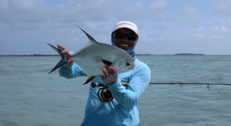 Capt. Mark Carranza Hatch Outdoors Pro Staff