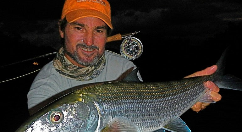 Capt. Mike Hennessy Hatch Outdoors Pro Staff