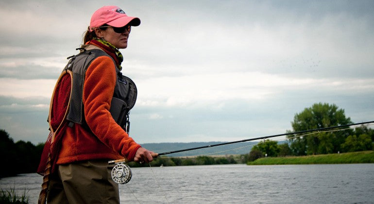 Millie Paini Hatch Outdoors Pro Staff