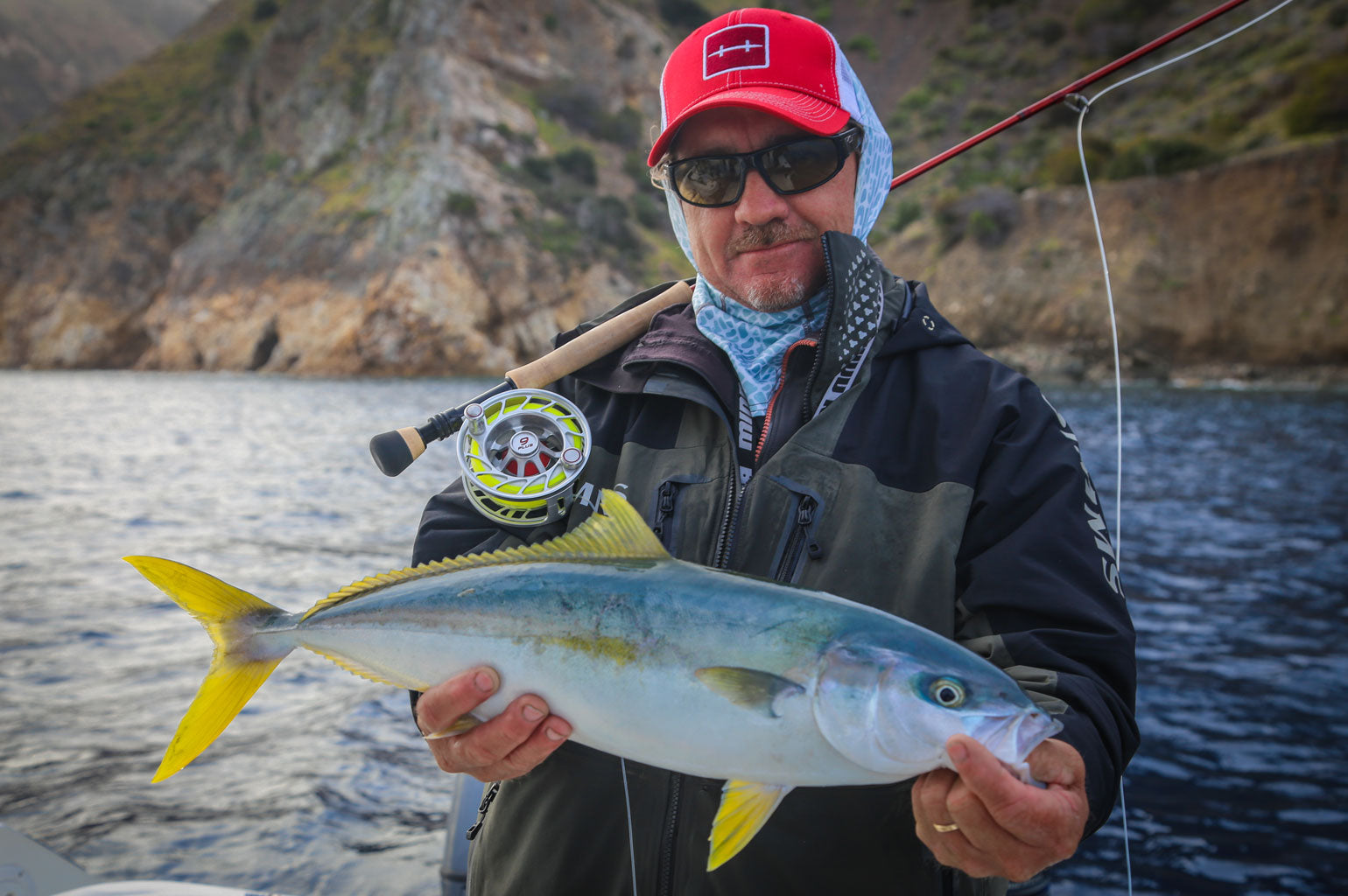 Capt. Vaughn Podmore Hatch Outdoors Pro Staff