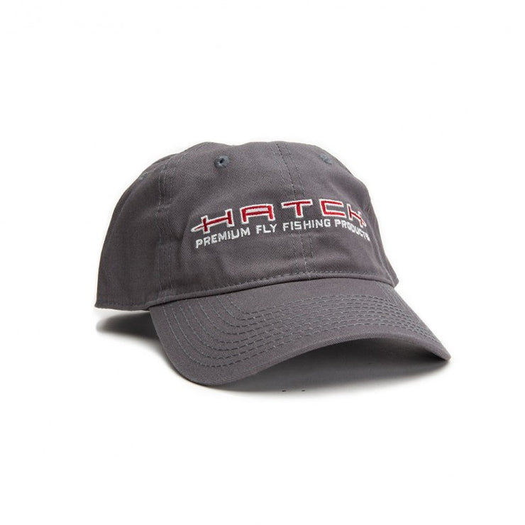 Logo Hat, Gray