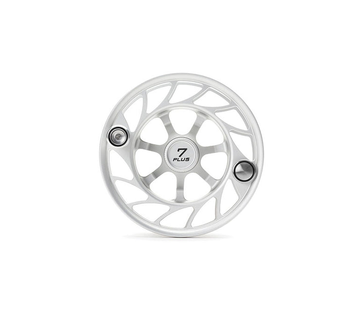 Hatch 7 Plus Gen 2 Finatic Clear Black Large Arbor Extra Spool