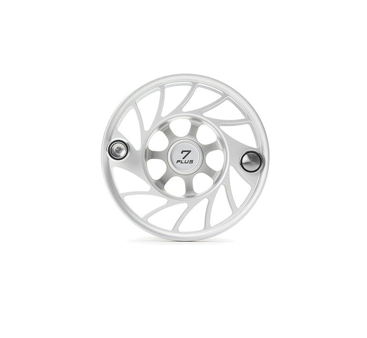 Hatch 7 Plus Gen 2 Finatic Clear Black Mid Arbor Extra Spool