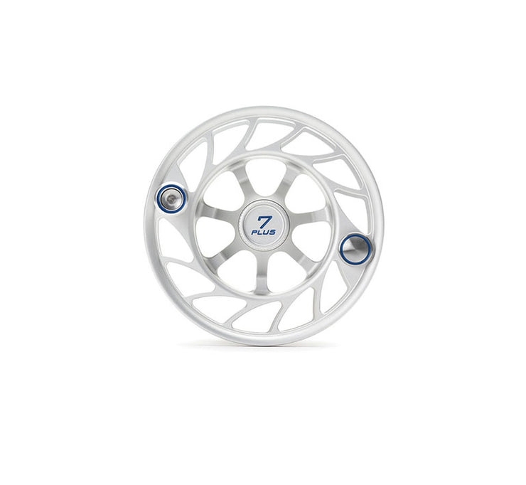 Hatch 7 Plus Gen 2 Finatic Clear Blue Large Arbor Extra Spool
