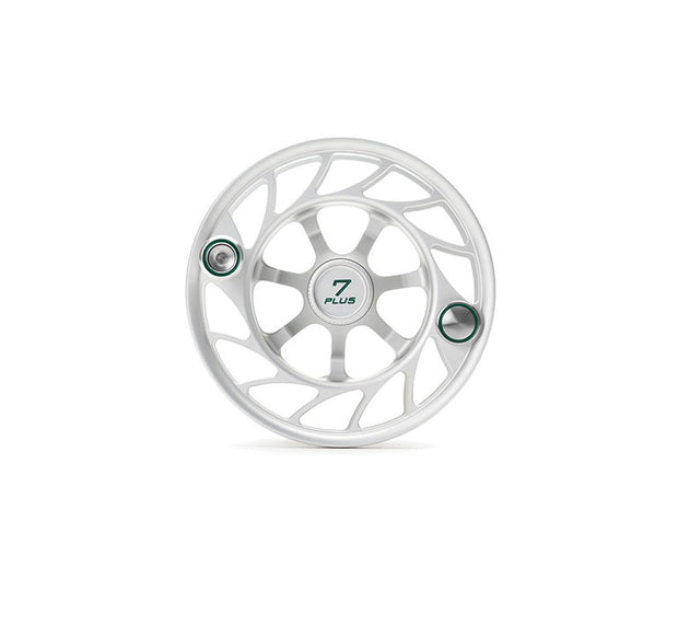 Hatch 7 Plus Gen 2 Finatic Clear Green Large Arbor Extra Spool