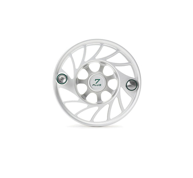 Hatch 7 Plus Gen 2 Finatic Clear Green Mid Arbor Extra Spool
