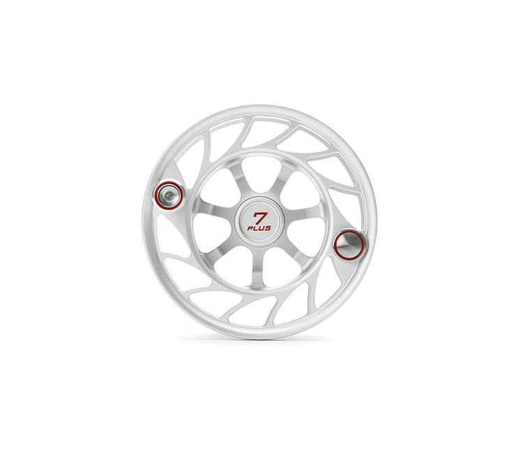 Hatch 7 Plus Gen 2 Finatic Clear Red Large Arbor Extra Spool