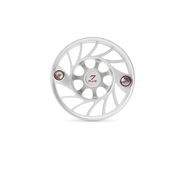 Hatch 7 Plus Gen 2 Finatic Clear Red Mid Arbor Extra Spool