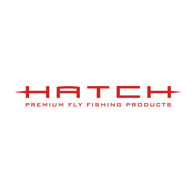 "<img src=""HatchBoatSticker20_Red.jpg"" alt=""red 20 inch sticker reading Hatch Premium Fly Fishing Products"">"