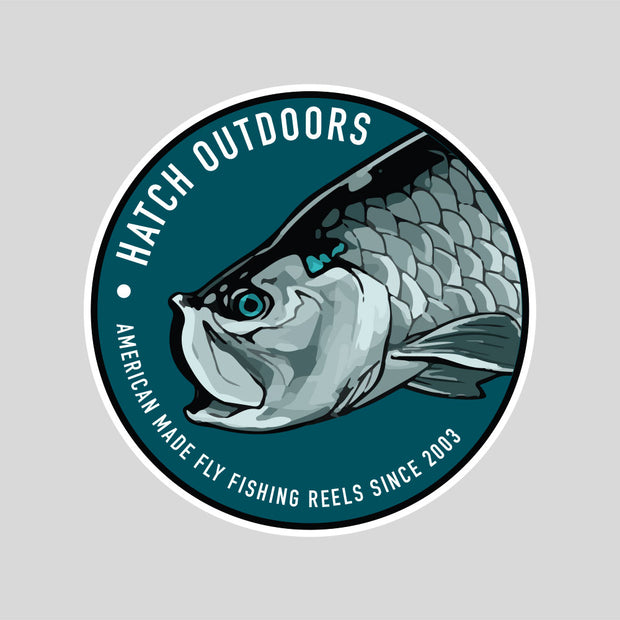 [NEW] Tarpon Sticker