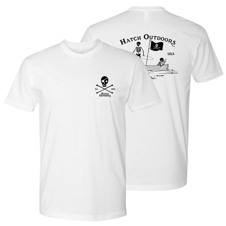 Jolly Roger Tee, Short Sleeve