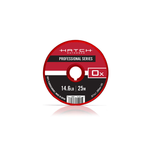 [NEW] Professional Series Fluorocarbon Tippet, 0x-7x, 25M