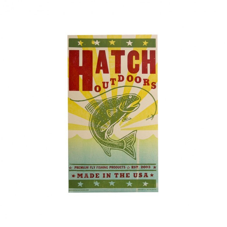 Hatch Show Print Poster