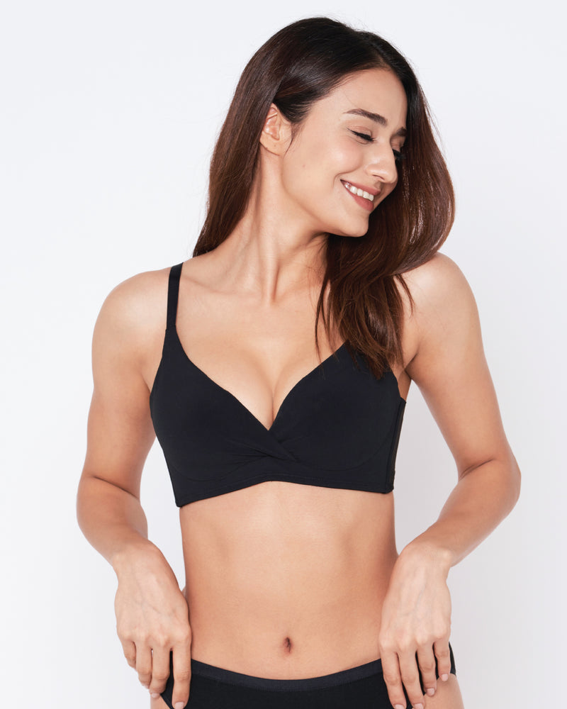 The Wire-Free Bra