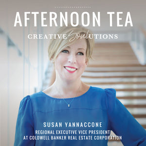 Afternoon Tea with Sue Yannaccone