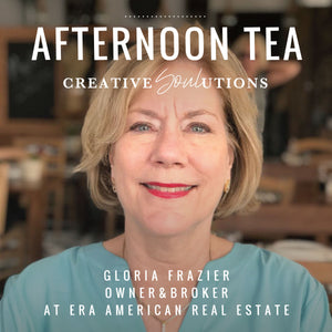 Afternoon Tea with Gloria Frazier