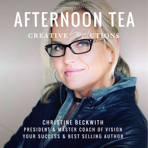 Afternoon Tea with Christine Beckwith