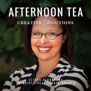 Afternoon Tea with Elisha Alcantara