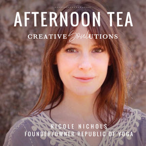 Afternoon Tea with Nicole Nichols