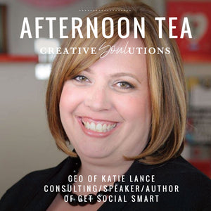 Afternoon Tea with Katie Lance