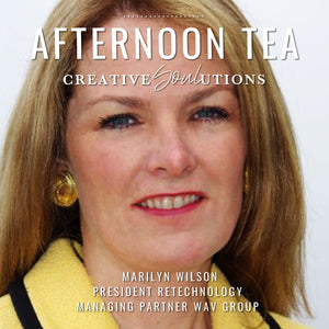 Afternoon Tea with Marilyn Wilson
