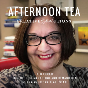 Afternoon Tea with Kim Luckie