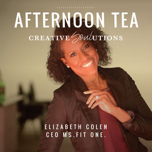 Afternoon Tea with Elizabeth Colen