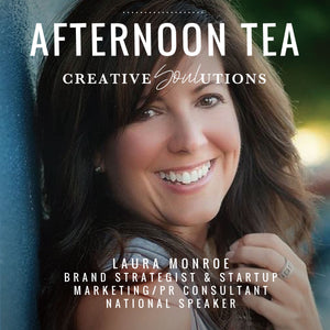 Afternoon Tea with Laura Monroe