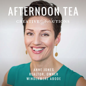 Afternoon Tea with Anne Jones