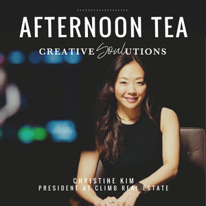 Afternoon Tea with Christine Kim