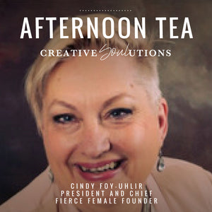 Afternoon Tea with Cindy Foy