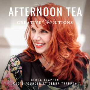 Afternoon Tea with Debra Trappen