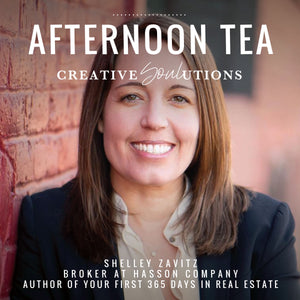 Afternoon Tea with Shelley Zavitz