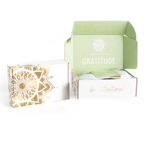 Gratitude Gift Box Quarterly Subscription