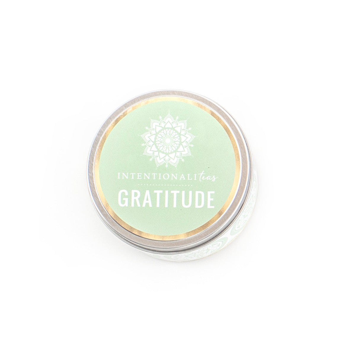 Aromatherapy Gratitude Candle