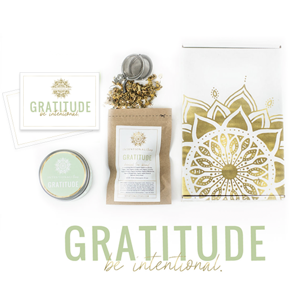 Intentional Gifting-One time only (Gratitude)
