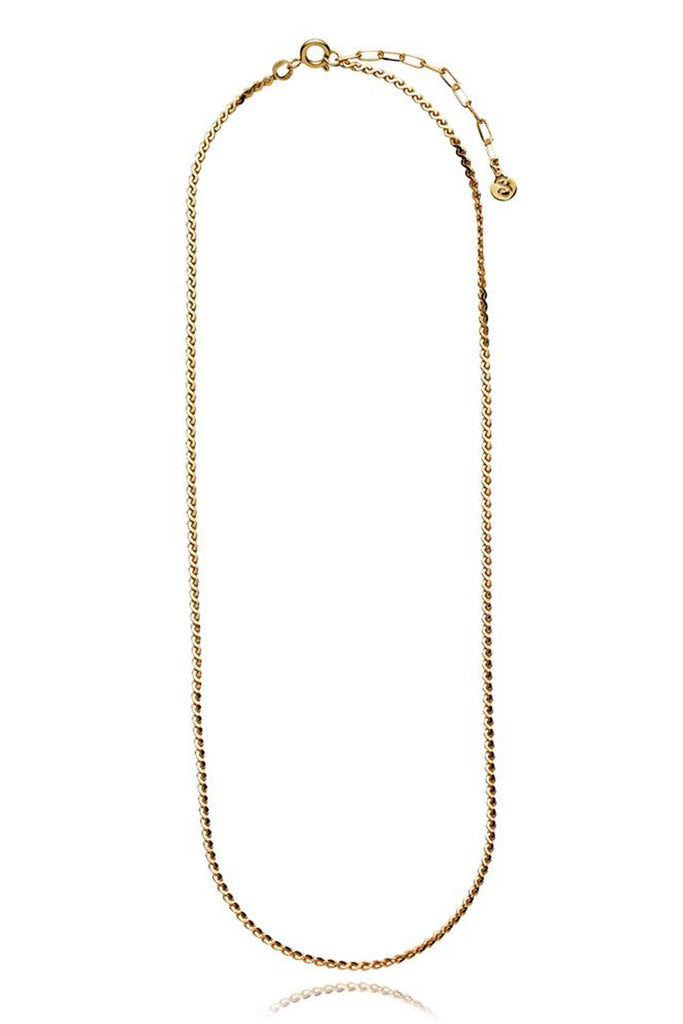 Necklace basic MOLLY Gull