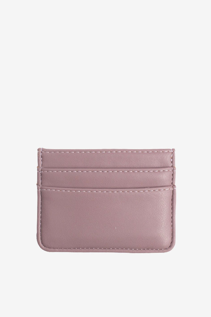 Card Holder Soft Lyselilla