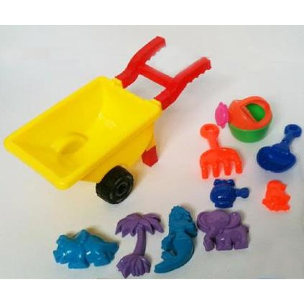10 Piece Beach Toys Set