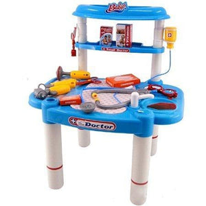 26 Little Doctors Deluxe Medical Playset For Kids