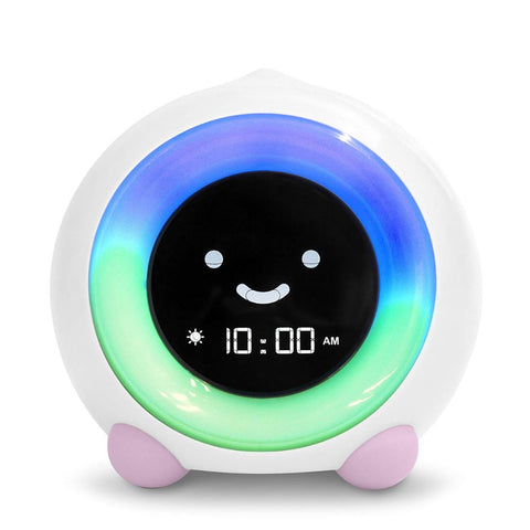 Image of LittleHippo Mella Ready to Rise Children's Trainer, Alarm Clock, Night Light Sleep Sounds Machine