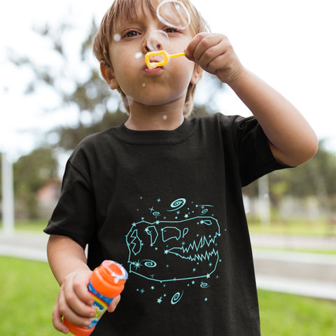 Image of Dino Constellation Apparel