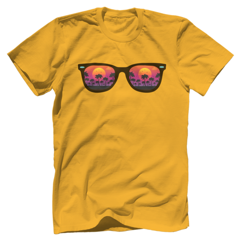 Image of Sunset Shades Adult Apparel
