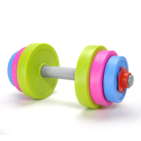 Adjustable Dumbbell Toy Set For Kids