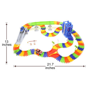 Adventure Park Track And Car Set