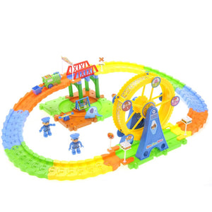 Adventure Park Train Set (72pcs)