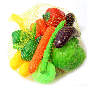 Bag Of Vegetables Food Playset