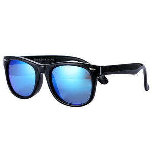 Rubber Flexible Kids Polarized Sunglasses