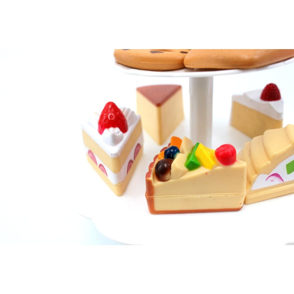 Cookies And Desserts Tower Playset