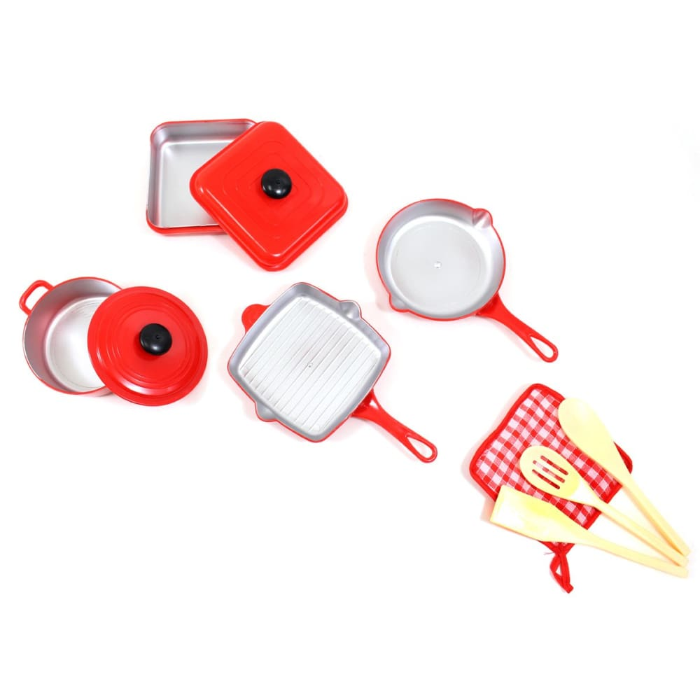 Kitchen Cookware Playset for Kids